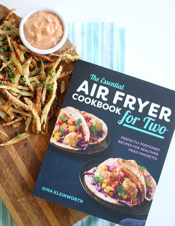 Air fryer recipes for two